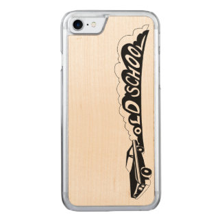 Old School Camaro - Phone Cover - Wood