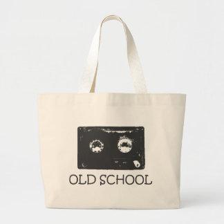 Old School cassette! Large Tote Bag