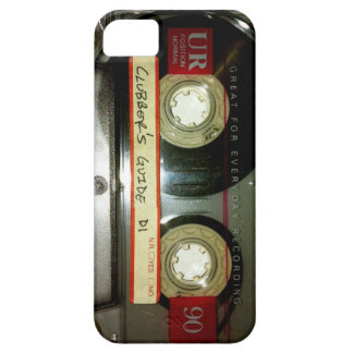 Old School Cassette Tape iPhone 5 Cover