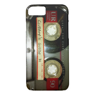 Old School Cassette Tape iPhone 7 Case