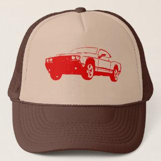 Old school challenger hat