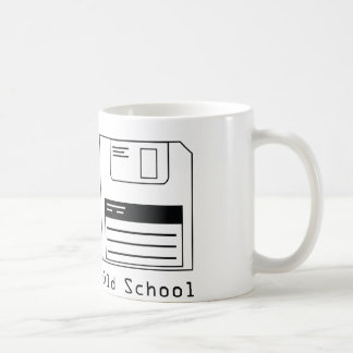 Old School Coffee Mug