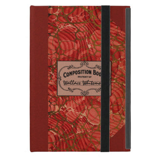 Old School Composition Notebook iPad Mini Cover