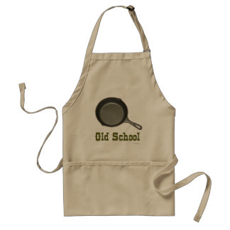 Old School Cook Standard Apron
