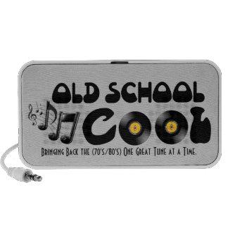 Old School Cool - Classic 80's Tunes Mini Speakers