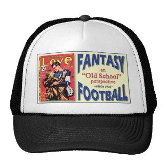Old School Fantasy Football Cap