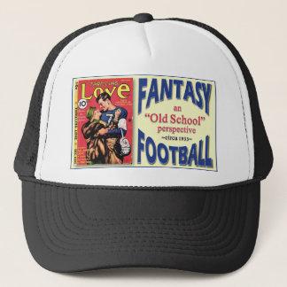 Old School Fantasy Football Trucker Hat