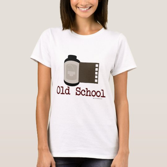 Old School Film Fan T-Shirt
