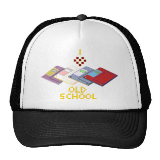 old school floppy cap