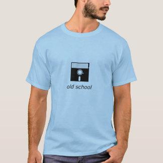 old school floppy disc t-shirt