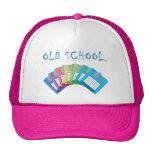 old school floppy discs cap