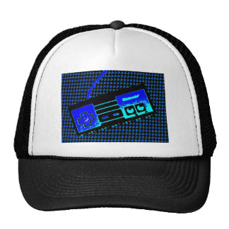 old school game controller hat