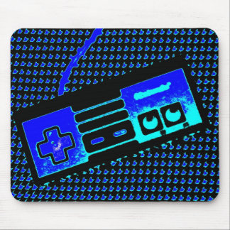 old school game controller mouse mat