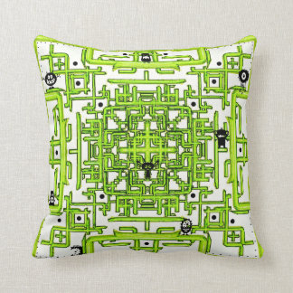 Old School Gaming Pillow Cushions