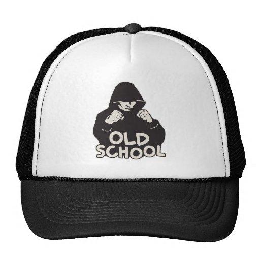 Old School Mesh Hats