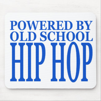 OLD SCHOOL HIP HOP MOUSE PAD