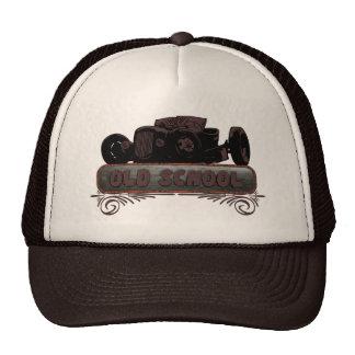 Old School Hot Rod Cap
