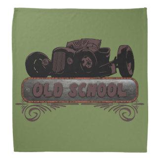 Old School Hot Rod Kerchief