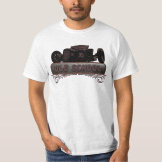 Old School Hot Rod T Shirt