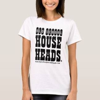Old School House Heads Lady Tank 1