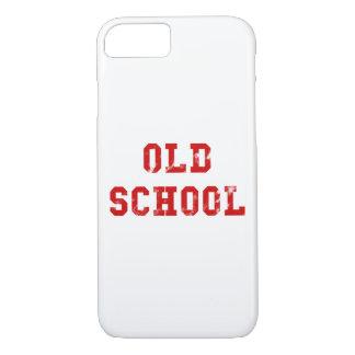Old School iPhone 7 case   Oldskool Gifts