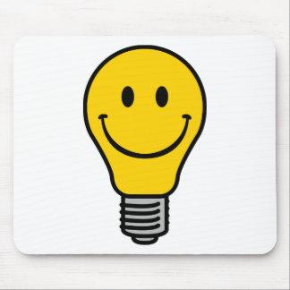 Old school lightbulb mousepads