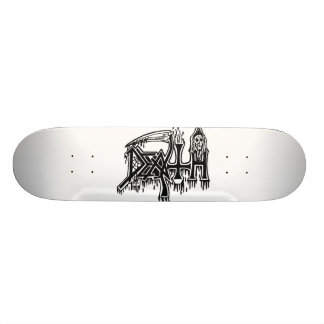 Old school logo deck 21.3 cm mini skateboard deck