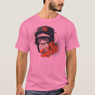 Old school monkey T-Shirt