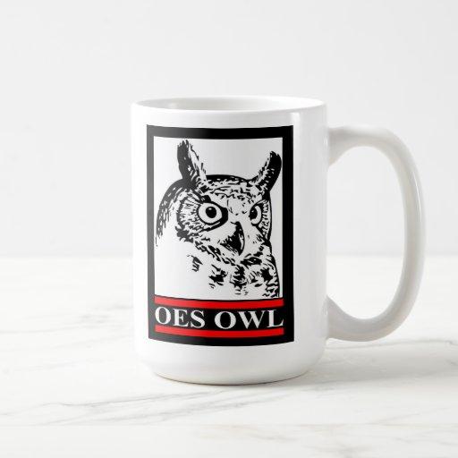 Old School OES OWL mug