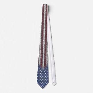 Old school patriot : USA tie