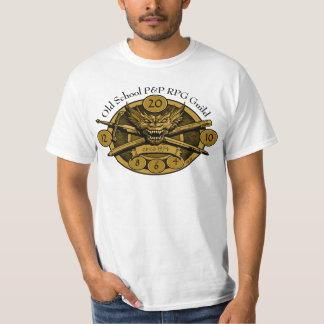 Old School pen & Paper RPG Guild T-Shirt