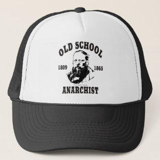 Old School -- Pierre-Joseph Proudhon Trucker Hat