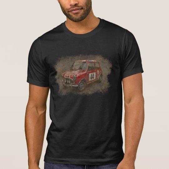 OLD SCHOOL RALLY CAR. T-Shirt