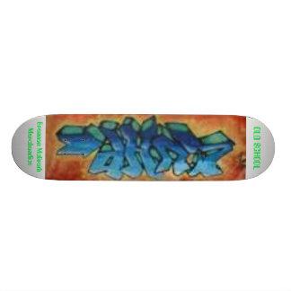 OLD SCHOOL,skate board Brennan McGrath Merchandice Skateboard Deck