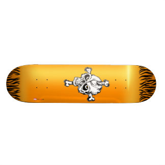 Old School Skateboard Deck
