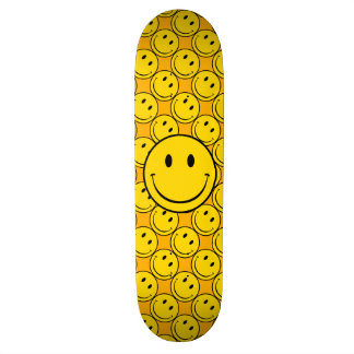 Old School Smiley Skate Decks