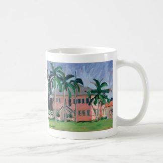 Old School Square mug