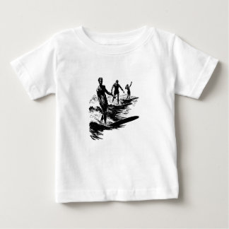 Old School Surfing Shirt