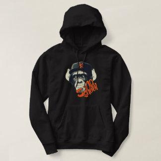 Old school swag monkey hoodie