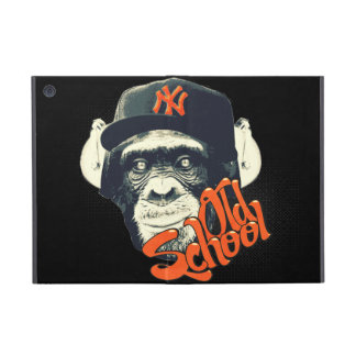 Old school swag monkey iPad mini case