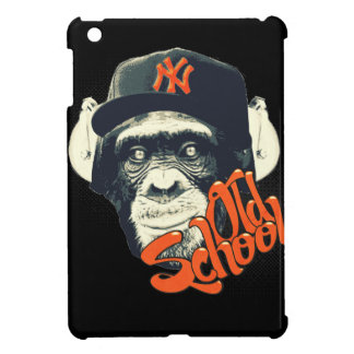 Old school swag monkey iPad mini cases