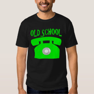 Old School. T-shirts