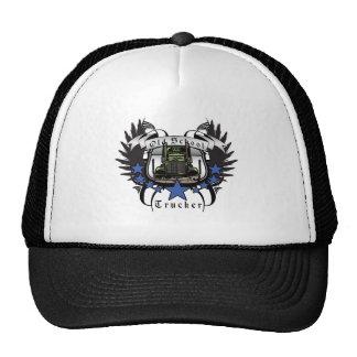 Old School Trucker Trucker Hat
