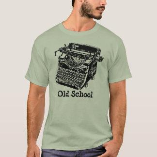 Old School Typewriter T-Shirt