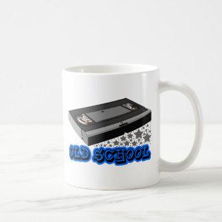 Old School vhs Coffee Mug
