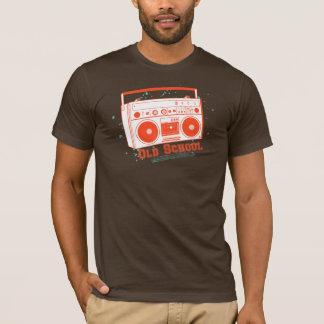 Old school vintage boombox men's t-shirt