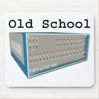 """""""Old School w/Altair"""" Mousepad"""