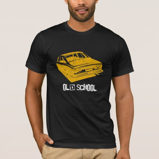 Old School Wheels T-Shirt