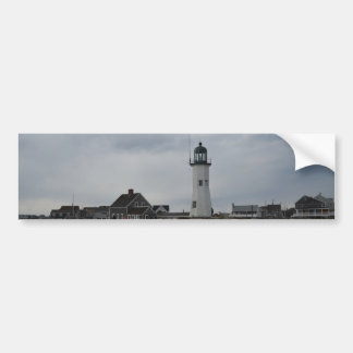 Old Scituate Lighthouse Bumper Sticker