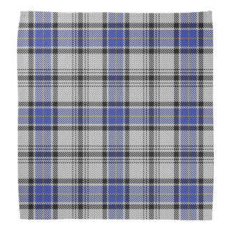 Old Scotsman Clan Hannay Tartan Plaid Bandana